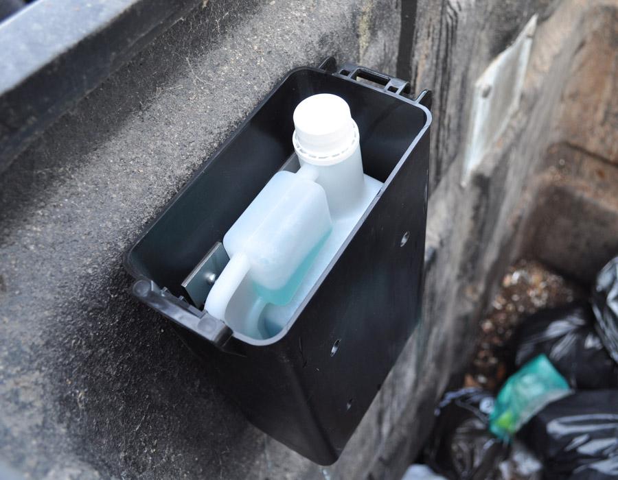 Système anti-odeurs Binway
