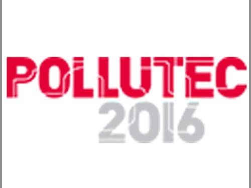 POLLUTEC 2016 - Stand B98 Hall 2