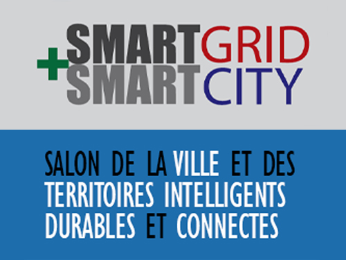 Salon SmartCity/SmartGrid Paris