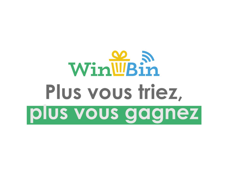 WinBin : Plus vous triez, plus vous gagnez !