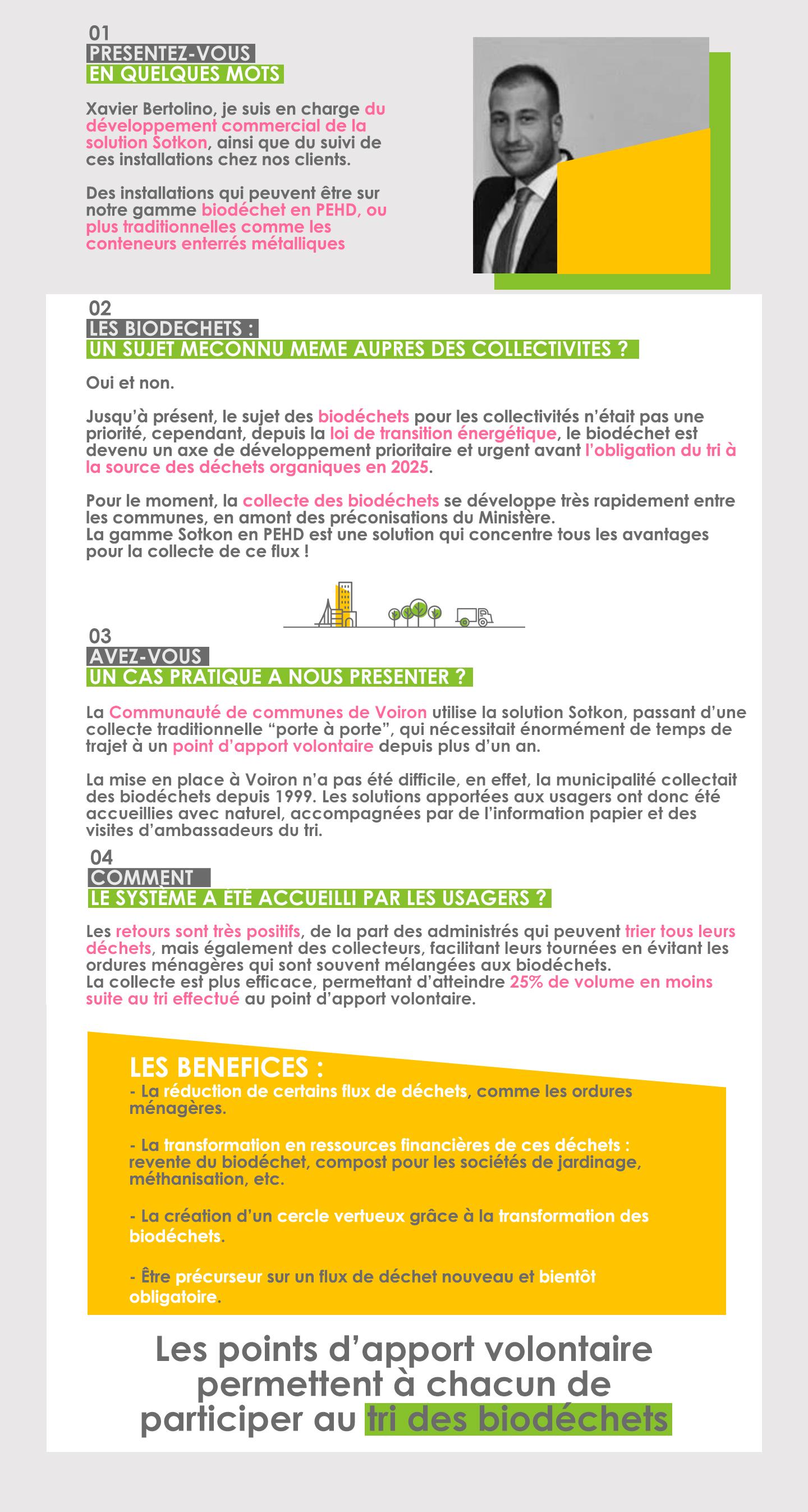 INTERVIEW - Les biodéchets