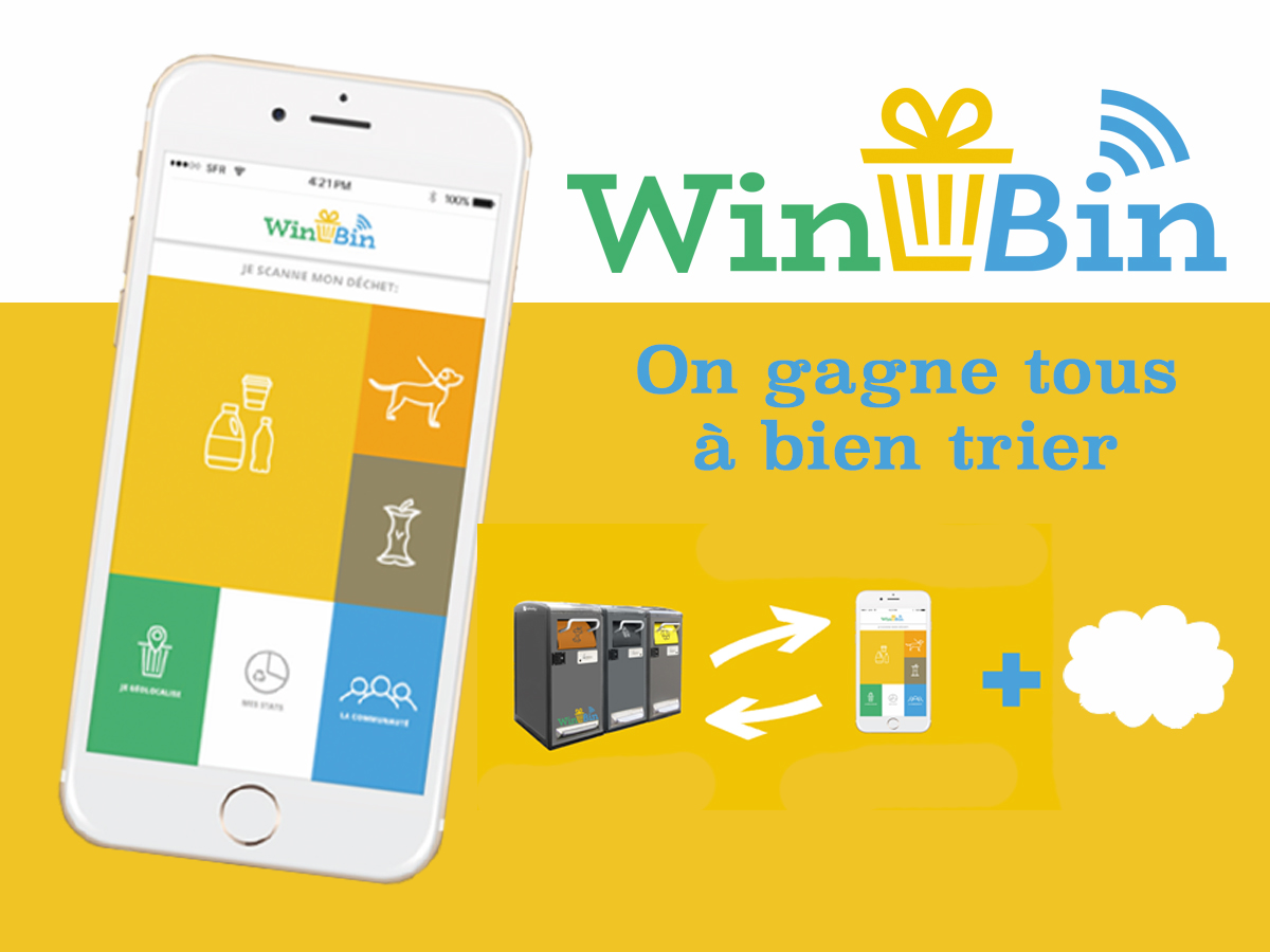 Incitation au tri L´application de tri WinBin