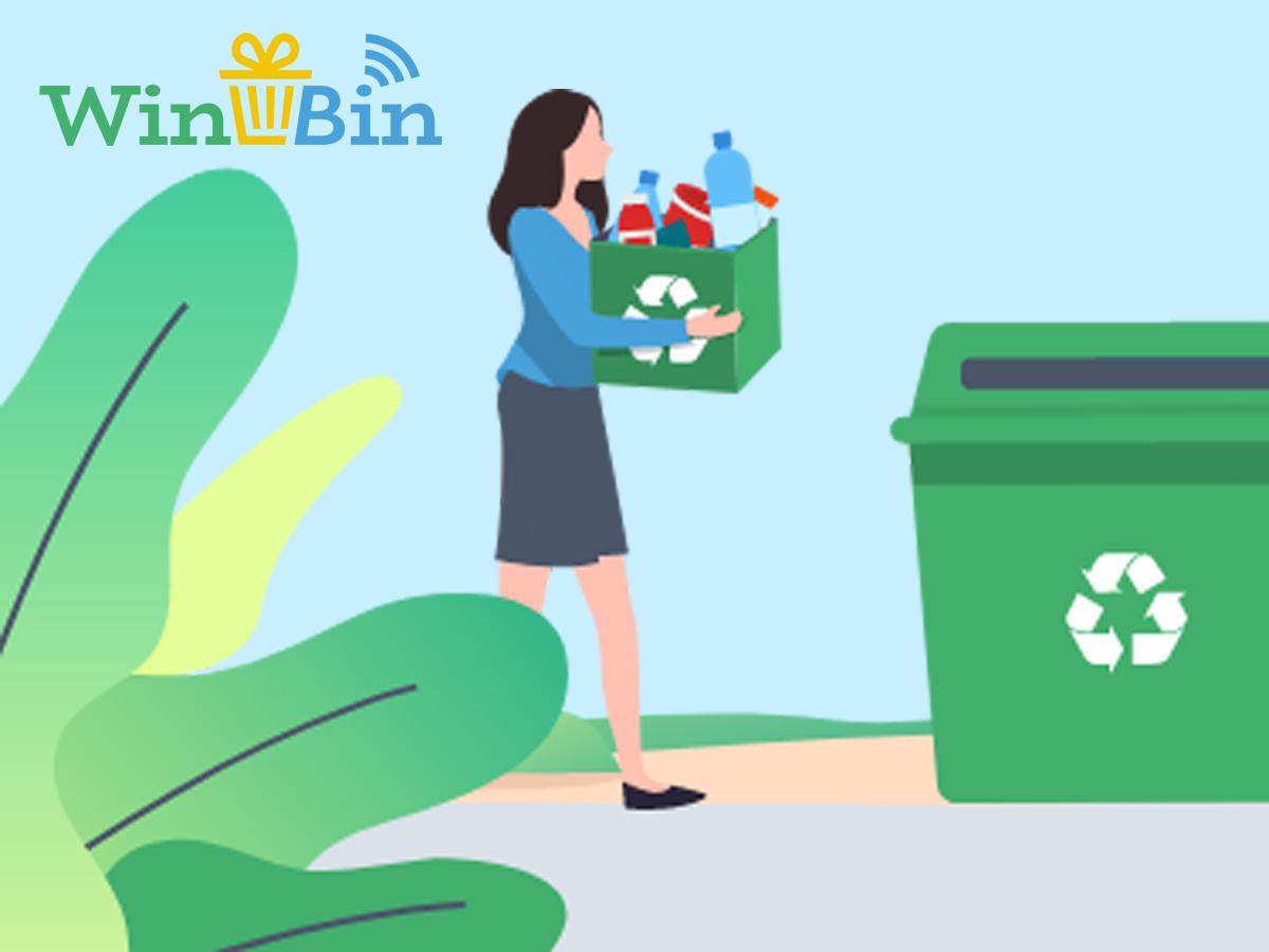 Incitation au tri Solutions pour la gestion des déchets en milieu urbain