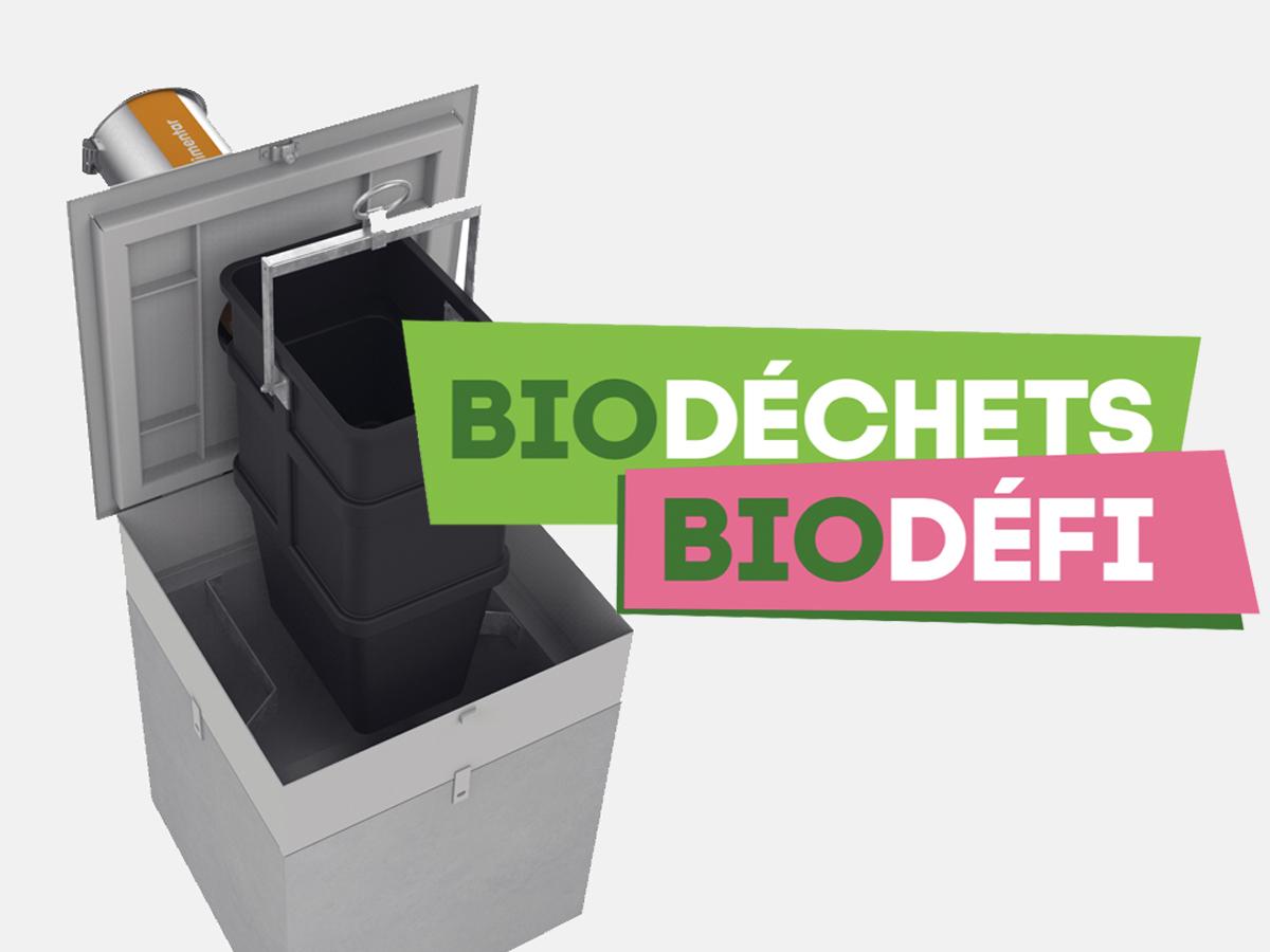 Biodéchets Le défi du tri pour 2025